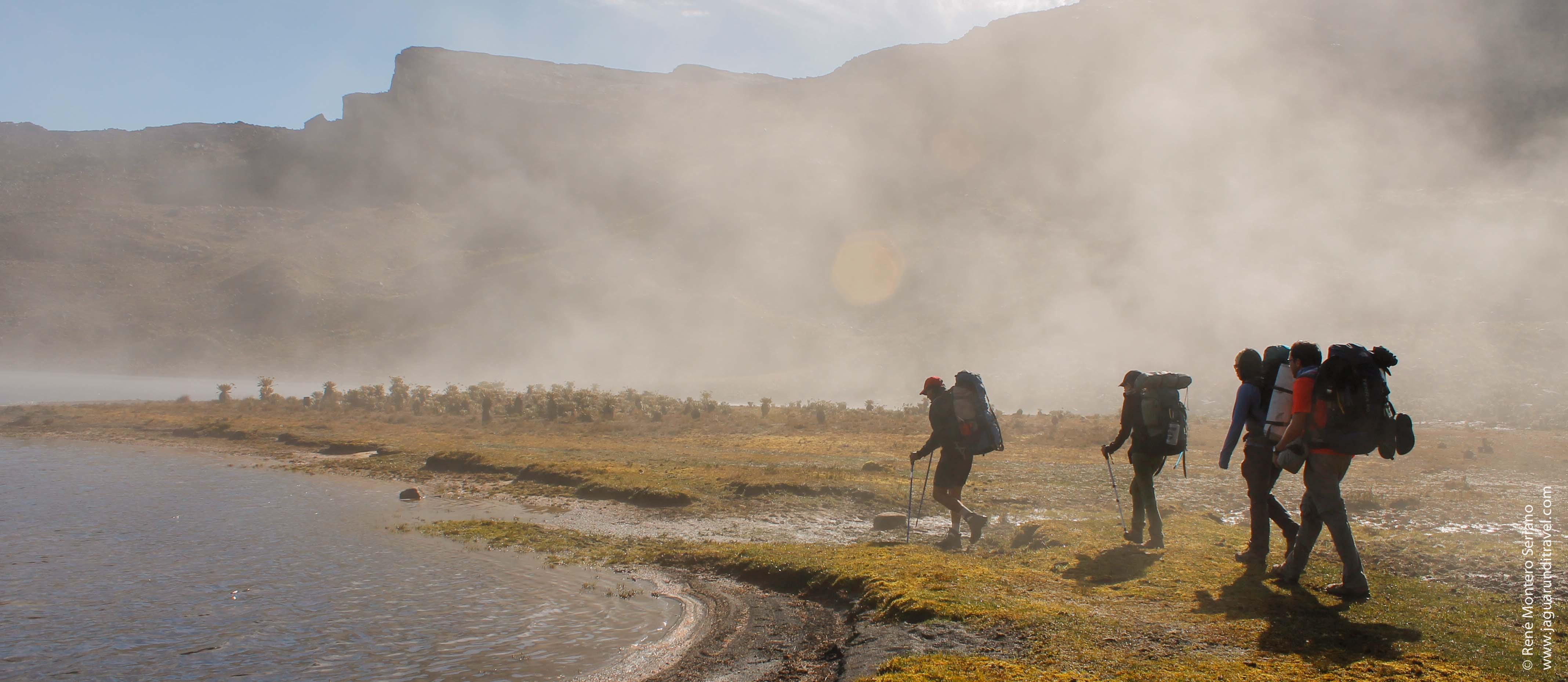 Cocuy Trekking tour in Colombia